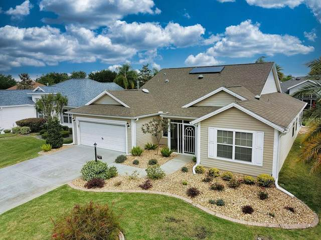 713 Maybank Loop, The Villages, FL 32162 (MLS #G5040984) :: Realty Executives in The Villages