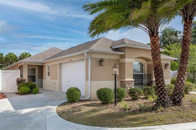 431 Jarquin Way, The Villages, FL 32162 (MLS #G5041008) :: Bustamante Real Estate
