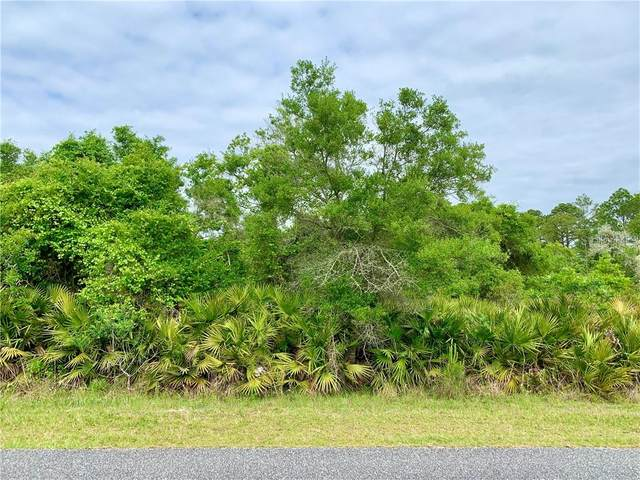 Lot 2 Tamarac Street, Eustis, FL 32736 (MLS #G5041017) :: Realty Executives in The Villages