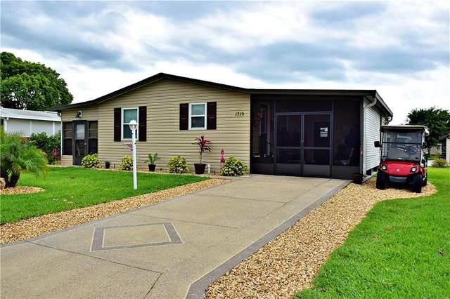1719 Magnolia Avenue, The Villages, FL 32159 (MLS #G5041026) :: Vacasa Real Estate