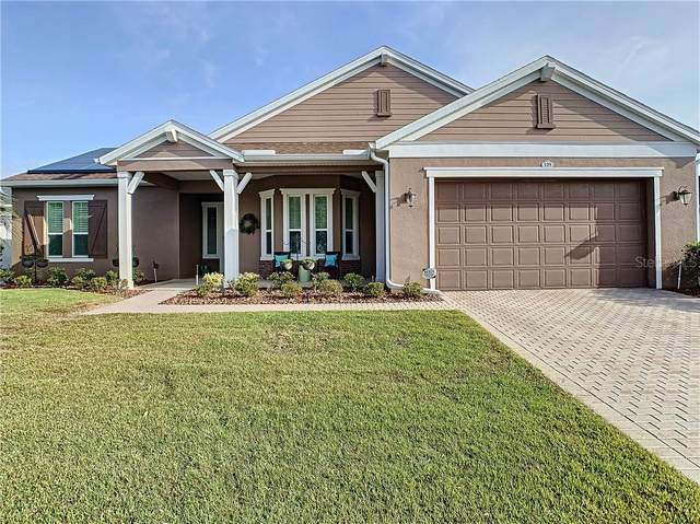 109 Balmy Coast Road, Groveland, FL 34736 (MLS #G5041032) :: The Nathan Bangs Group