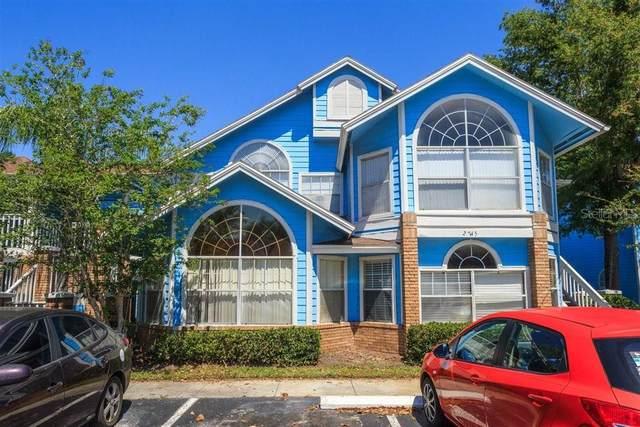 2745 N Poinciana Boulevard #66, Kissimmee, FL 34746 (MLS #G5041038) :: Positive Edge Real Estate