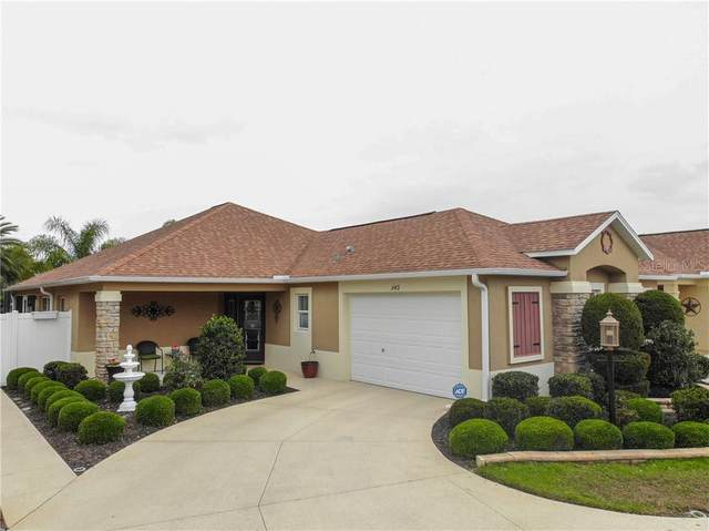 1143 Barrineau Place, The Villages, FL 32163 (MLS #G5041048) :: Realty Executives in The Villages