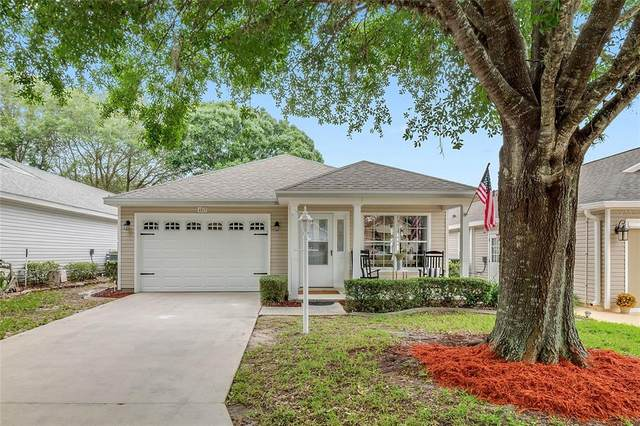 4517 Eaglewood Drive, Leesburg, FL 34748 (MLS #G5041121) :: Team Bohannon Keller Williams, Tampa Properties