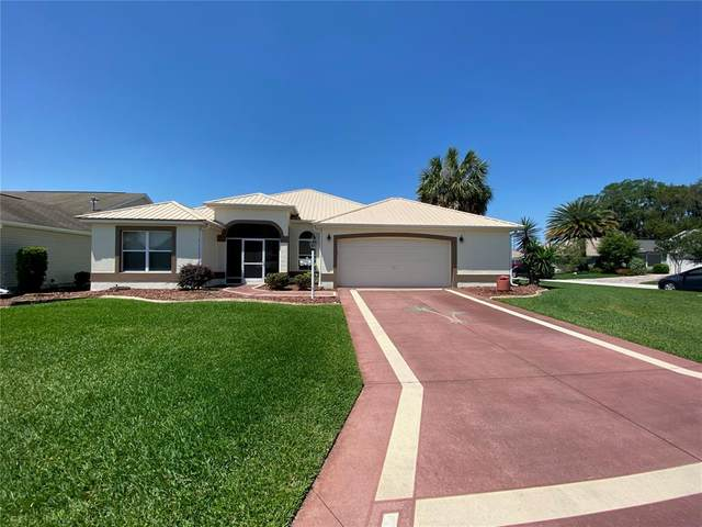 17384 SE 72ND DEER RUN Avenue, The Villages, FL 32162 (MLS #G5041156) :: Realty Executives in The Villages