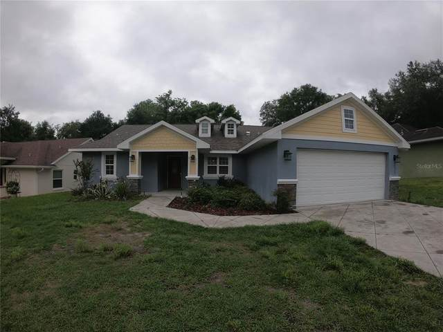 16300 SE 84TH Terrace, Summerfield, FL 34491 (MLS #G5041168) :: Kelli and Audrey at RE/MAX Tropical Sands