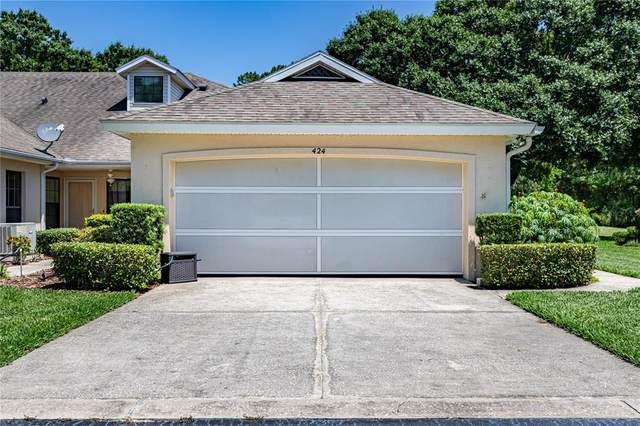 424 Baytree Boulevard, Tavares, FL 32778 (MLS #G5041202) :: Pepine Realty