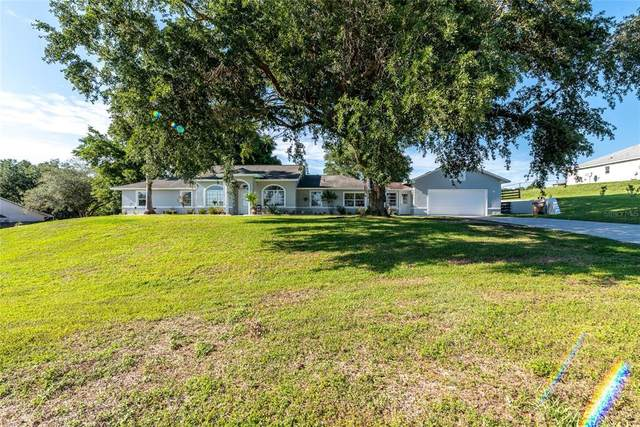 3635 Stephen Road, Lady Lake, FL 32159 (MLS #G5041215) :: Realty Executives in The Villages
