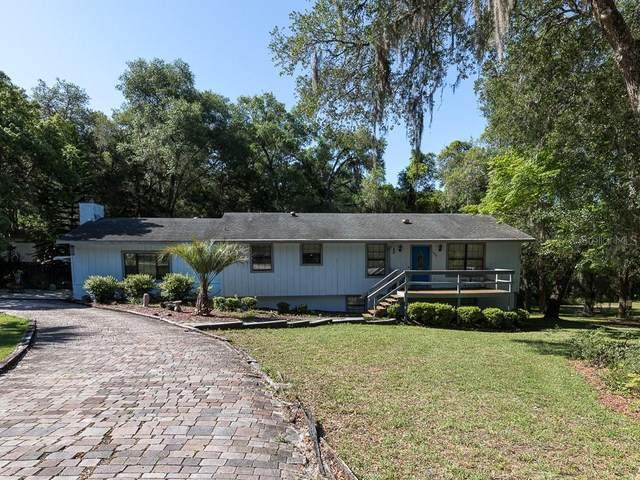 1335 Spring Lake Road, Fruitland Park, FL 34731 (MLS #G5041245) :: Team Turner