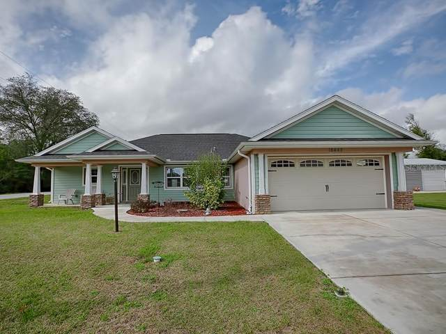 16442 SE 83RD Court, Summerfield, FL 34491 (MLS #G5041370) :: Realty Executives in The Villages