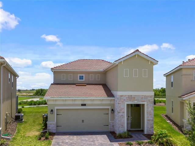 1156 Trappers Trail Loop, Champions Gate, FL 33896 (MLS #G5041434) :: Rabell Realty Group