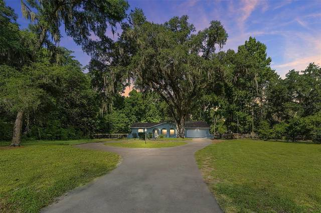 12458 SE 47TH Avenue, Belleview, FL 34420 (MLS #G5041604) :: Realty Executives in The Villages