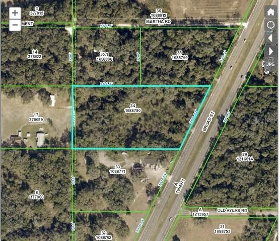 1341 Broad Street, Masaryktown, FL 34604 (MLS #G5041644) :: Armel Real Estate