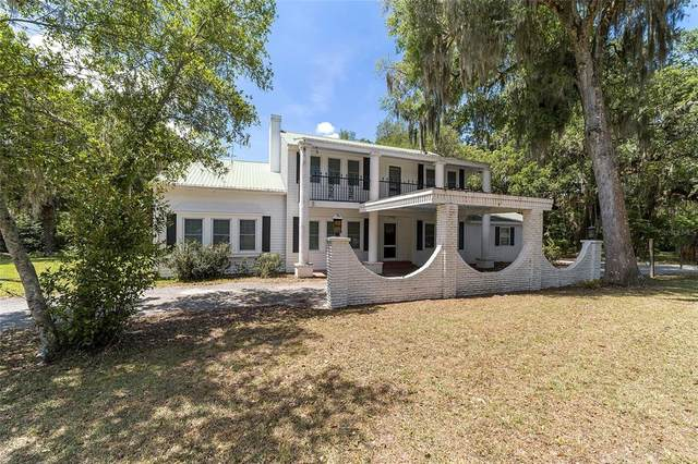 801 W Miller Street, Fruitland Park, FL 34731 (MLS #G5041763) :: Everlane Realty