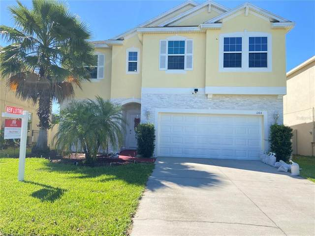 1103 White Water Bay Drive, Groveland, FL 34736 (MLS #G5041812) :: The Heidi Schrock Team