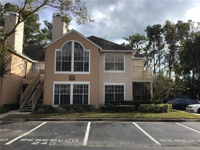 680 Roaring Drive #347, Altamonte Springs, FL 32714 (MLS #G5041861) :: The Brenda Wade Team