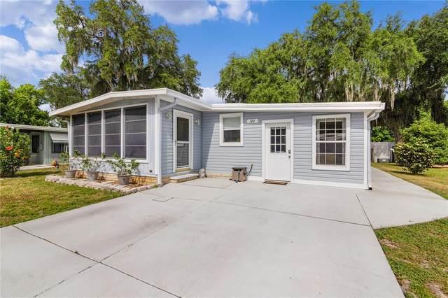 122 N Timber Trail, Wildwood, FL 34785 (MLS #G5041865) :: Bustamante Real Estate