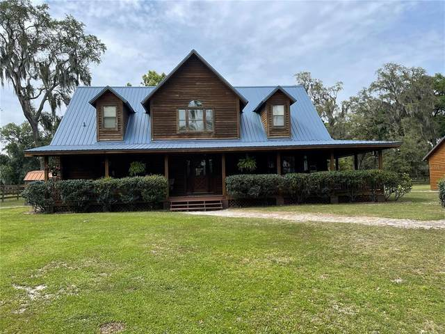 17284 SE 158TH Avenue, Weirsdale, FL 32195 (MLS #G5041931) :: New Home Partners