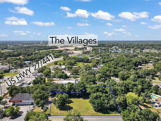 119 W Lemon Street, Lady Lake, FL 32159 (MLS #G5041946) :: Team Turner