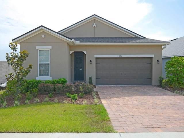 1182 Stratton Avenue, Groveland, FL 34736 (MLS #G5041967) :: New Home Partners