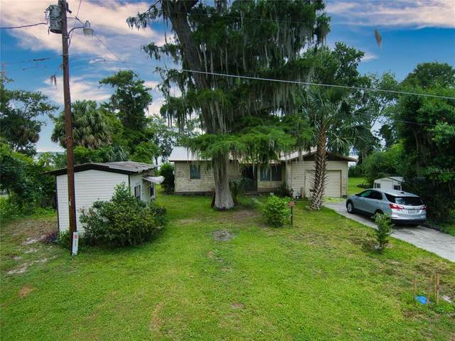 876 Cr 454, Lake Panasoffkee, FL 33538 (MLS #G5041971) :: Zarghami Group