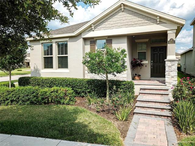 8221 Lakeview Crossing Drive, Winter Garden, FL 34787 (MLS #G5041973) :: Realty Executives in The Villages