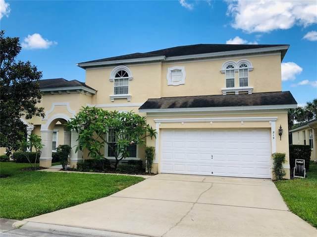 215 Tupelo Circle, Davenport, FL 33897 (MLS #G5042004) :: RE/MAX Premier Properties