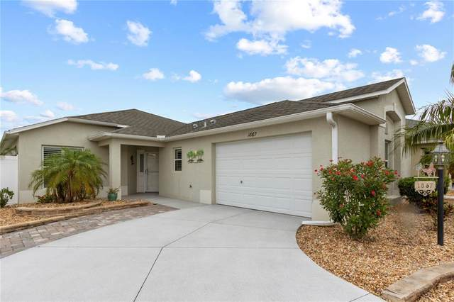 1867 Adair Lane, The Villages, FL 32162 (MLS #G5042033) :: Realty Executives in The Villages