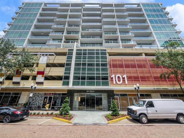 101 S Eola Drive #601, Orlando, FL 32801 (MLS #G5042084) :: Baird Realty Group