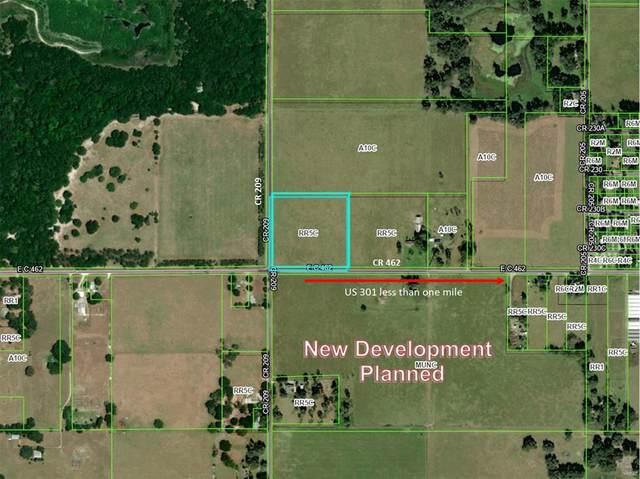 E-Cr 462 & Cr 209, Wildwood, FL 34785 (MLS #G5042085) :: Better Homes & Gardens Real Estate Thomas Group