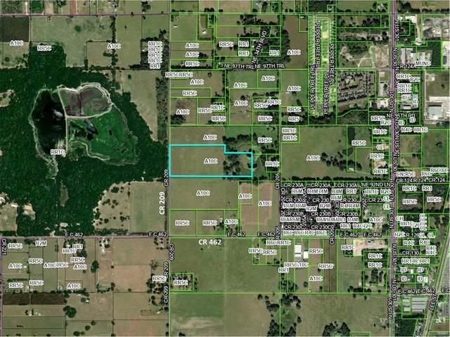 Cr 209, Wildwood, FL 34785 (MLS #G5042086) :: Your Florida House Team