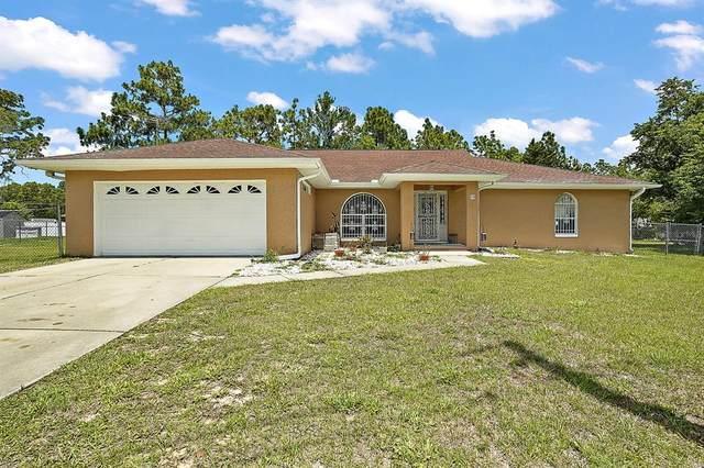 65 Pecan Loop, Ocala, FL 34472 (MLS #G5042135) :: Southern Associates Realty LLC