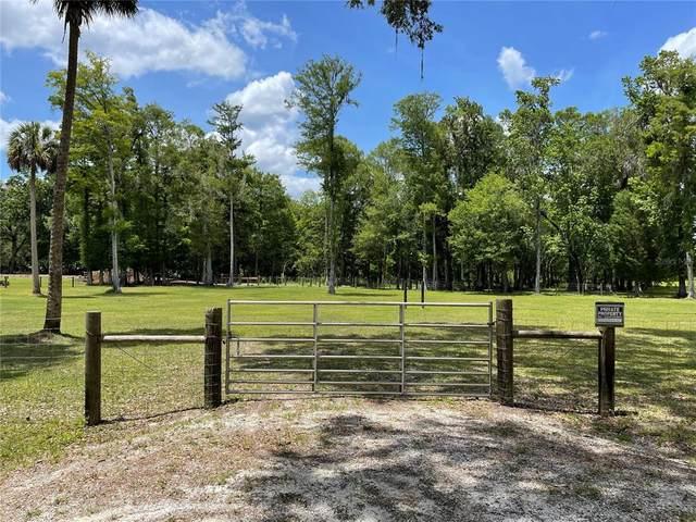 Vacant Land County Road 423, Lake Panasoffkee, FL 33538 (MLS #G5042220) :: Gate Arty & the Group - Keller Williams Realty Smart