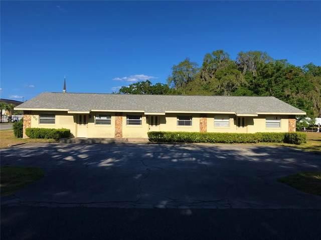 100 S 11TH Street, Leesburg, FL 34748 (MLS #G5042459) :: Southern Associates Realty LLC