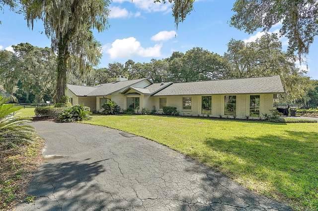 12943 County Road 245E, Oxford, FL 34484 (MLS #G5042480) :: Pepine Realty