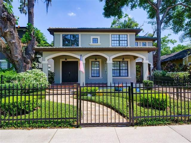 815 E Pine Street, Orlando, FL 32801 (MLS #G5042648) :: Your Florida House Team