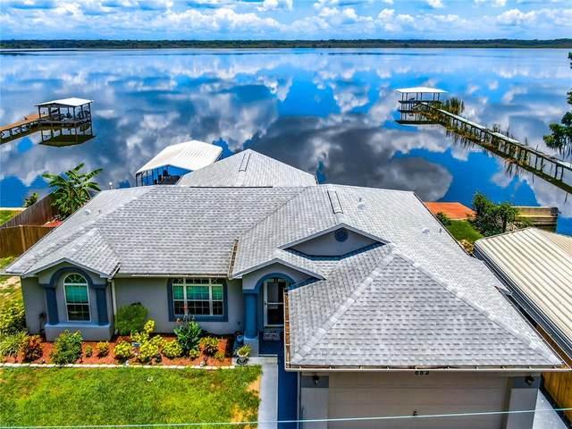 882 Cr 457, Lake Panasoffkee, FL 33538 (MLS #G5042792) :: Pepine Realty