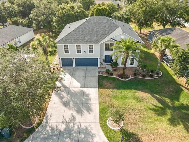 1616 Myrtle Lake Avenue, Fruitland Park, FL 34731 (MLS #G5042879) :: Kreidel Realty Group, LLC