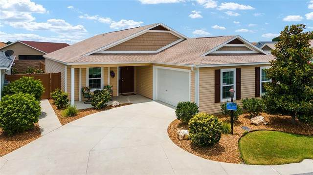 5822 Tupelo Terrace, The Villages, FL 32163 (MLS #G5042909) :: Globalwide Realty