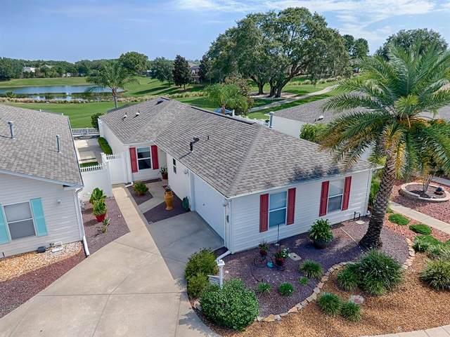 8975 SE 168TH TAILFER Street, The Villages, FL 32162 (MLS #G5042957) :: Southern Associates Realty LLC