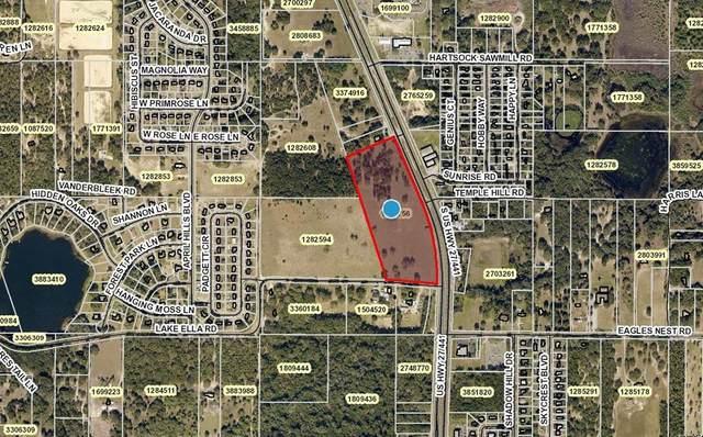 2741 Lake Ella Rd - Us Hwy 441 / 27, Fruitland Park, FL 34731 (MLS #G5042959) :: The Robertson Real Estate Group