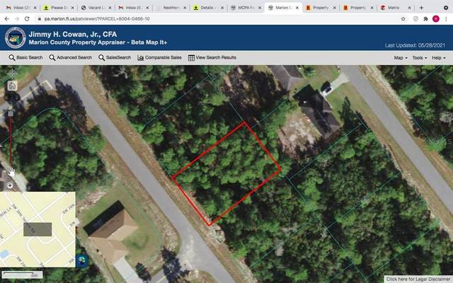 SW 30TH TERR Road, Ocala, FL 34473 (MLS #G5043075) :: Coldwell Banker Vanguard Realty