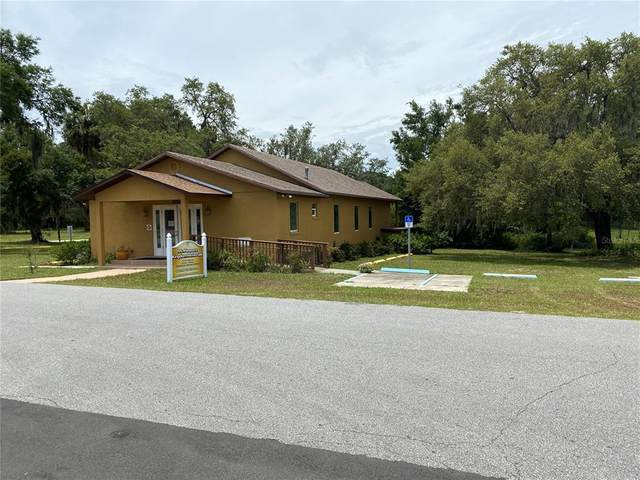 307 W Hermosa Street, Lady Lake, FL 32159 (MLS #G5043084) :: Memory Hopkins Real Estate