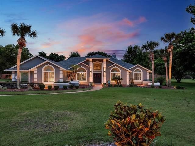 9600 Leeside Court, Windermere, FL 34786 (MLS #G5043099) :: Zarghami Group
