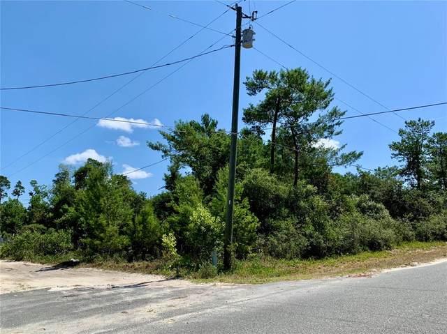 Lots 21, 22, 23, 24 Oak Street, Paisley, FL 32767 (MLS #G5043155) :: Premium Properties Real Estate Services