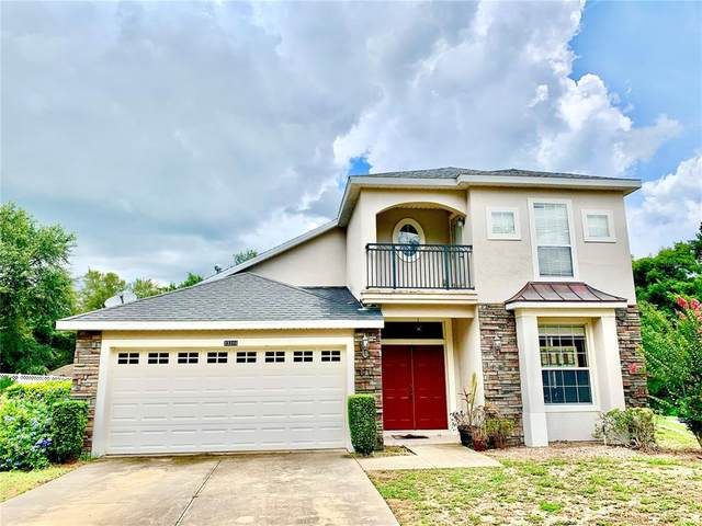 33316 Irongate Drive, Leesburg, FL 34788 (MLS #G5043164) :: Gate Arty & the Group - Keller Williams Realty Smart