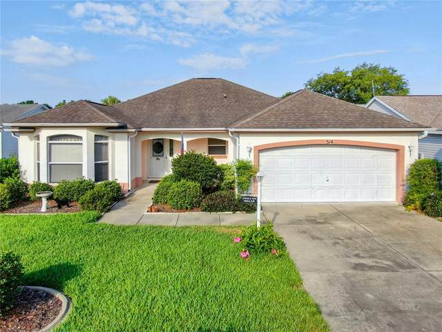 514 Alcazar Court, Lady Lake, FL 32159 (MLS #G5043184) :: Memory Hopkins Real Estate