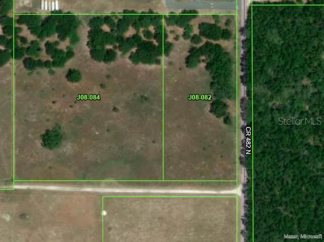 Cr 482 N, Lake Panasoffkee, FL 33538 (MLS #G5043206) :: Pepine Realty