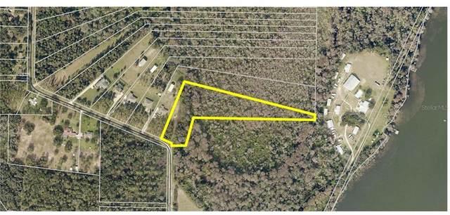 Sunnyside Drive Lot 1, Leesburg, FL 34748 (MLS #G5043215) :: Team Bohannon