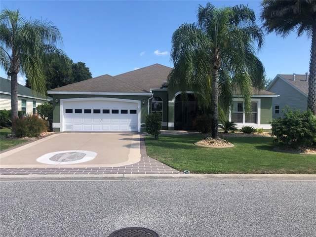 1093 Sayle Street, The Villages, FL 32162 (MLS #G5043223) :: Team Pepka